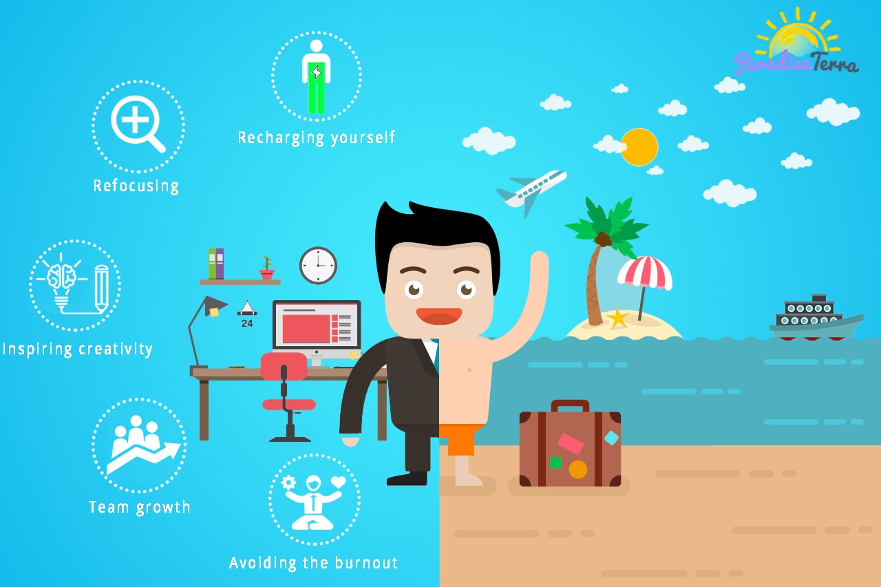 How Vacations Are Beneficial For Entrepreneurs?