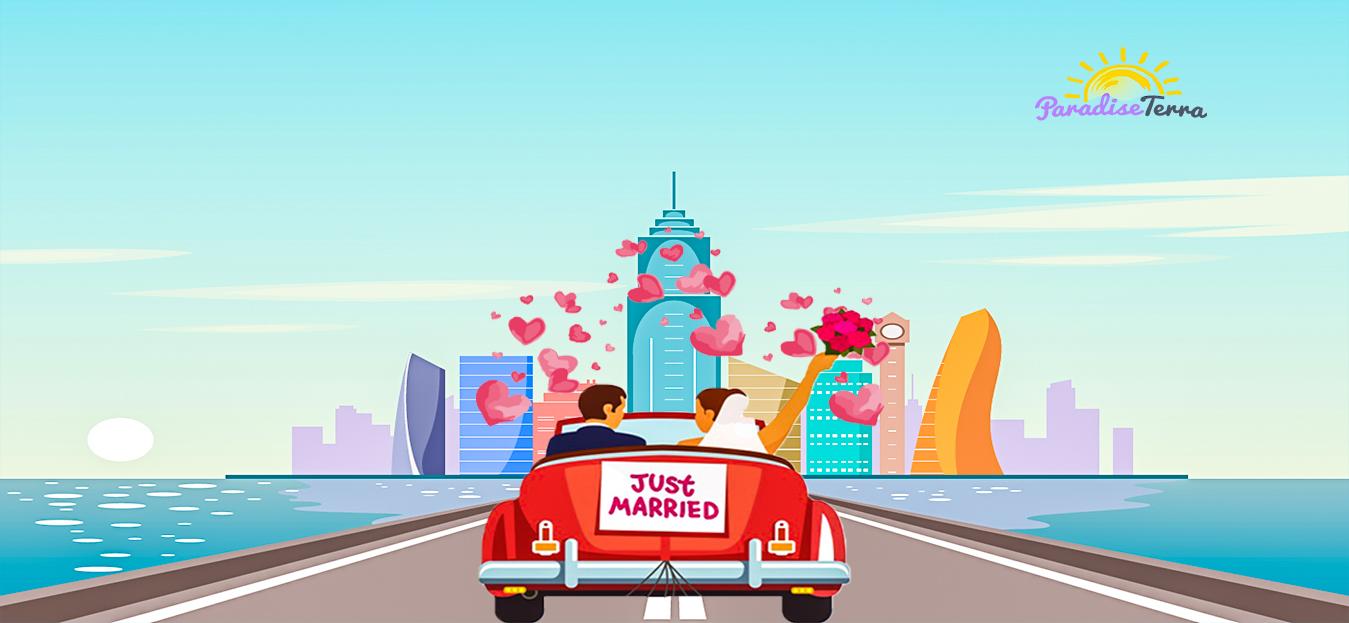Top 10 Celebrity Honeymoon Destinations