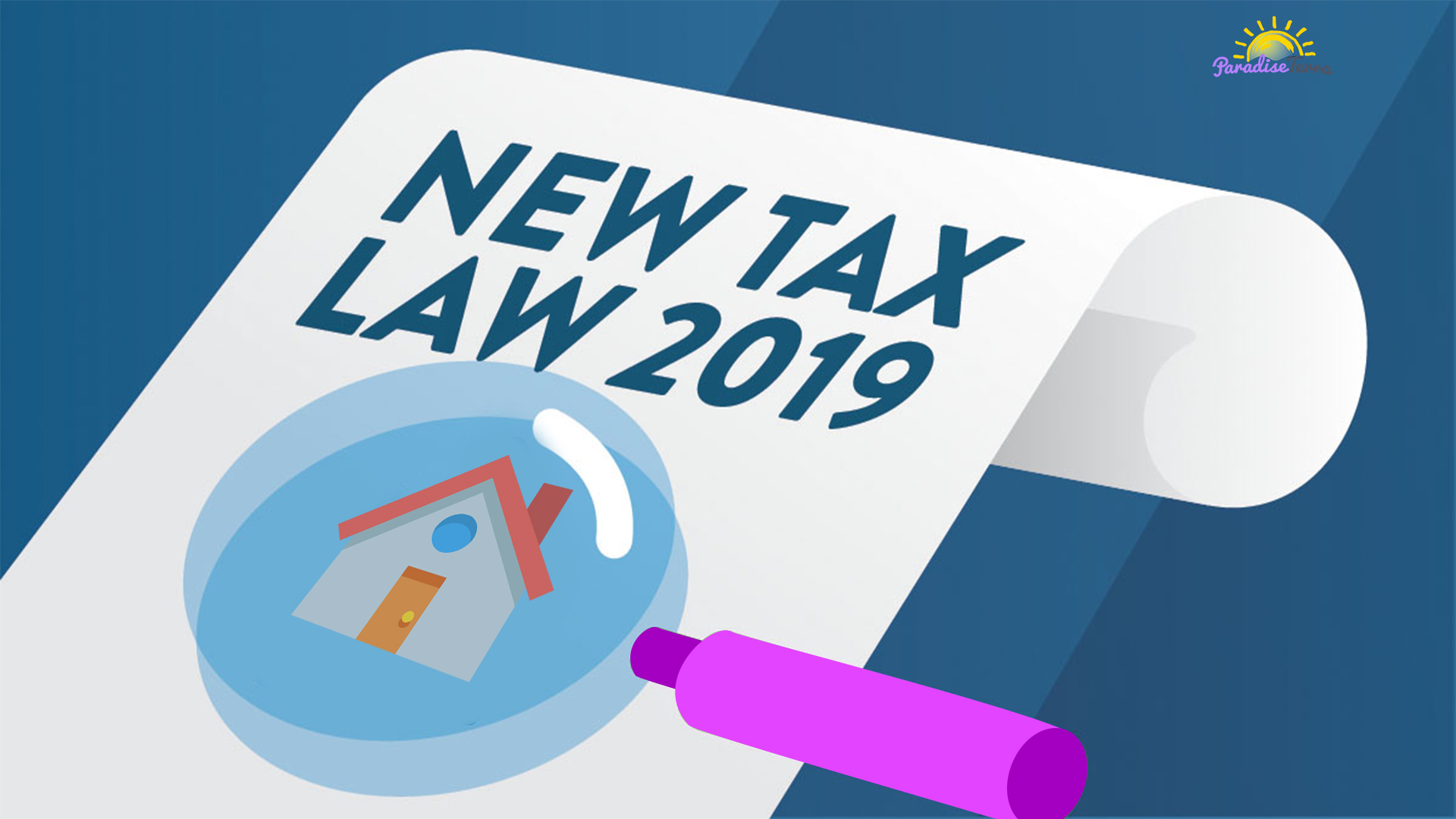 Vacation Rental Home Tax Rules 2019