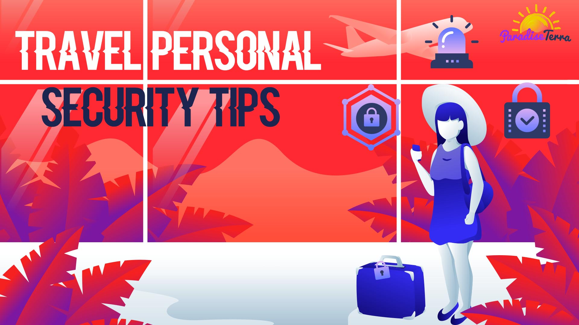 Top 5 Travel Personal Security Products