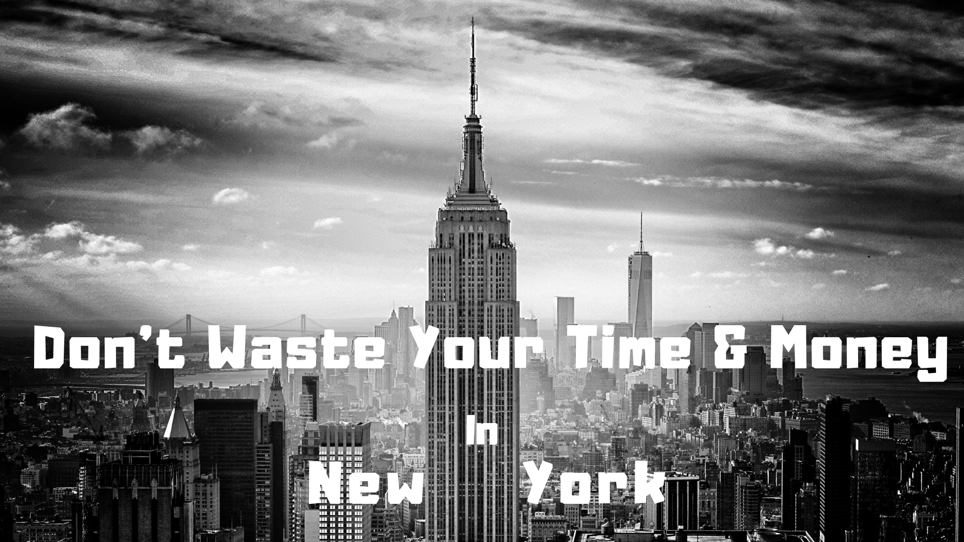 New York Vacation Rental – Top 10 Rules For a No Disaster Vacation!