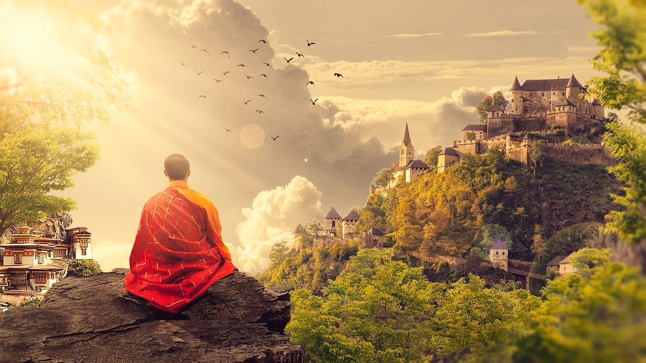 travel as a medicine